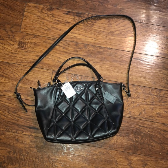 Coach Handbags - Coach purse handbag with detachable strap